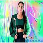 Sara Ali Khan gets serious about fitness