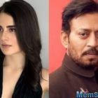 Radhika Madan on Angrezi Medium: Irrfan sir is magic on set