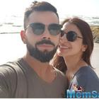 Anushka Sharma and Virat Kohli's picture in a snow-capped mountain will give your vacay goals