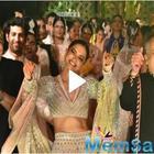 Dance on ramp: Deepika Padukone grooves with Abu Jani-Sandeep Khosla at fashion show