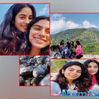 Janhvi Kapoor shares a sneak peek of her Sunday brunch with friends,See pic