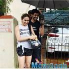 Sara and Kartik: You can stand under my umbrella