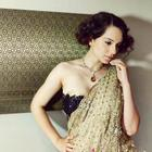 See Photo: Kangana Ranaut nails the golden saree look like a Queen