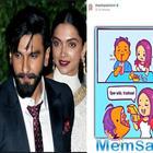 Deepika Padukone calls hubby Ranveer Singh a 'trashcan'; find out why