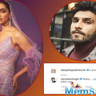 Deepika looks beyond beautiful in her latest Instagram pictures; Ranveer Singh comments,