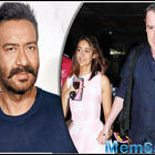 Ajay Devgn is helping Ileana D'Cruz to cope-up with her break up with boyfriend Andrew Kneebone?