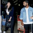 KL Rahul and Athiya Shetty spotted together heading out for dinner