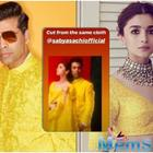 Karan Johar twins Alia Bhatt & couples take a style note for this wedding season
