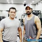 Salman Khan unveils look of 'Dabangg 3' villain Kiccha Sudeep on Dussehra; see