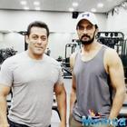 Salman Khan unveils look of 'Dabangg 3' villain Kiccha Sudeep on Dussehra; see