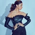 Alia Bhatt casts a magical spell in black in her latest pictures