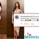 Shilpa Shetty Kundra in awe of hubby Raj Kundra's latest Instagram post