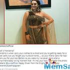 Hazel Keech can't stop thanking Aamir Khan's daughter Ira for this reason