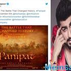 'Panipat' first poster: Ashutosh Gowariker's period drama starring Arjun Kapoor to release on December 6