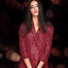 Ananya Panday indicates that she is set to work next with a female filmmaker