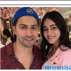 Chunky Panday reveals Ananya Panday skipped lunch for a day to meet Varun Dhawan