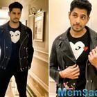 Sidharth Malhotra looks dapper in his latest pictures