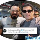 Salman Khan's special post for bodyguard Shera; Actor writes, '25 years and still being strong'