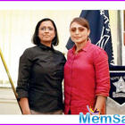 Mardaani 2: Rani Mukerji meets the real hero DGP Archana Tyagi