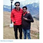 Ranbir Kapoor ditches his arm sling as he shoots for 'Brahmastra' with Alia Bhatt in Manali