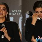 Chhapaak trailer launch: Deepika Padukone breaks down and Vikrant Massey, Meghna Gulzar get emotional