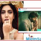 Bhumi Pednekar comments on 'Pati Patni Aur Woh' co-star Kartik Aaryan's drool-worthy picture