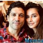 Javed Akhtar has an important update on the likely marriage of Farhan and Shibani Dandekar; convey a look