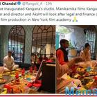 Kangana Ranaut adds another feather to her cap, inaugurates her own studio