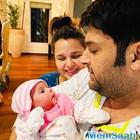 Kapil Sharma introduces his little daughter aka 'Piece of Heart' Anayra Sharma, see pictures