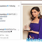 Ranveer Singh is all praise for wife Deepika Padukone as she wins the Crystal Award at the World Economic Forum
