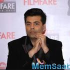 Karan Johar: We've all been through difficult phases of self-doubt and low confidence