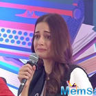 Dia Mirza gets emotional at Jaipur Literature Festival