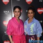 Kareena-Sara together at last