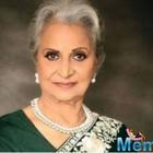 Waheeda Rehman conferred with prestigious Kishore Kumar Award