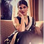 Vanita Awards Kerala: Jacqueline Fernandez personifies elegance as she stuns in a black stylish saree
