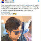 Adnan Sami reveals why Arnab Goswami stayed silent on that flight and in that Kunal Kamra video