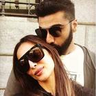 Arjun Kapoor and Malaika Arora celebrate their first Valentine's Day