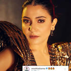 All about self-love: Anushka Sharma leaves fans amused as she posts cute comments on her own photos