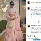 Summer wedding inspiration: Kiara Advani looks like a million bucks in this pastel pink lehengha