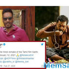 Ajay Devgn confirmed that he will star in the official Hindi remake of the Tamil film 'Kaithi'