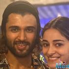 Karan Johar shares a pic of Ananya Panday and Vijay Deverakonda, and tweeted 'ready to explode on screen'
