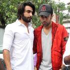 New trend alert! Ranbir Kapoor, Ranveer Singh sport cap with their name printed on it