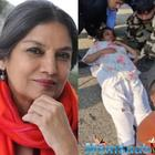 Shabana Azmi: My family was upset when they saw my accident pictures online