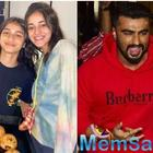 Arjun Kapoor's comment on Ananya Panday's recent