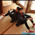 Uber-cool outfit: Sidharth Malhotra shares glimpses of his latest photo shoot