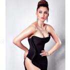 Urvashi Rautela sets social media ablaze in black swimsuit