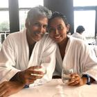 Milind Soman, Ankita Konwar celebrate Rongali Bihu with egg fight 'which apparently is the thing to do'