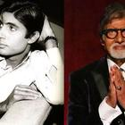 Amitabh Bachchan reminisces his first photoshoot for a film magazine