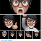 Amitabh Bachchan spends his time under lockdown making himself a memoji and you simply cannot miss it!