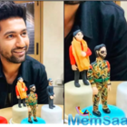 Vicky Kaushal shares an unmissable throwback picture; asks fans to 'choose their favourite cupcake'